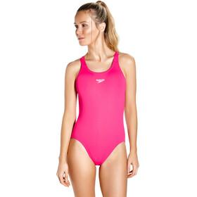 speedo Essential Endurance+ Medalist Badpak Dames roze